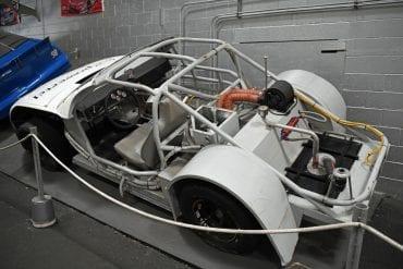 2002 NASCAR Dyno Mule 1