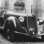1937 Alfa Romeo 8c 2900A Mille Miglia Spider
