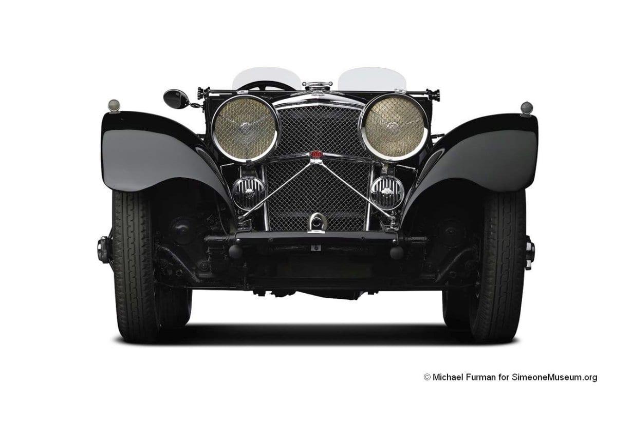 1938 Jaguar 3.5 Litre SS 100