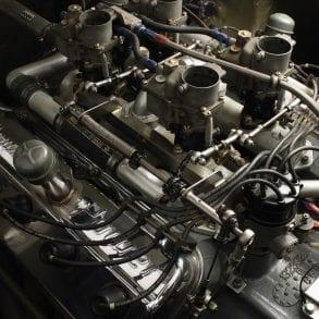 1952 cunningham c4r engine
