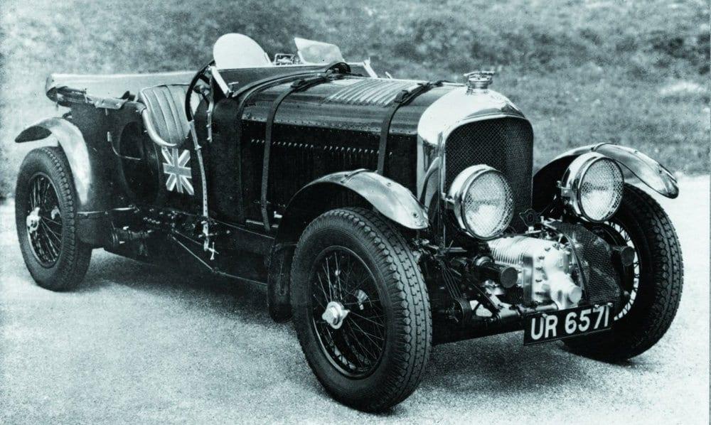 Bentley Guest Car
