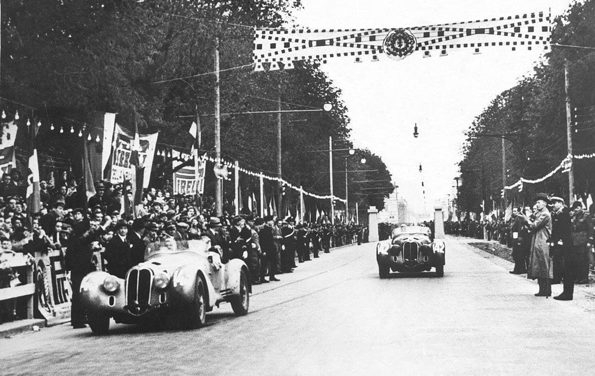 1938 alfa romeo mm historic