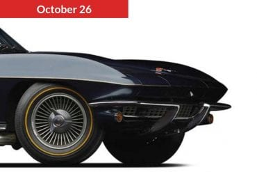 Corvette Demo Day 1
