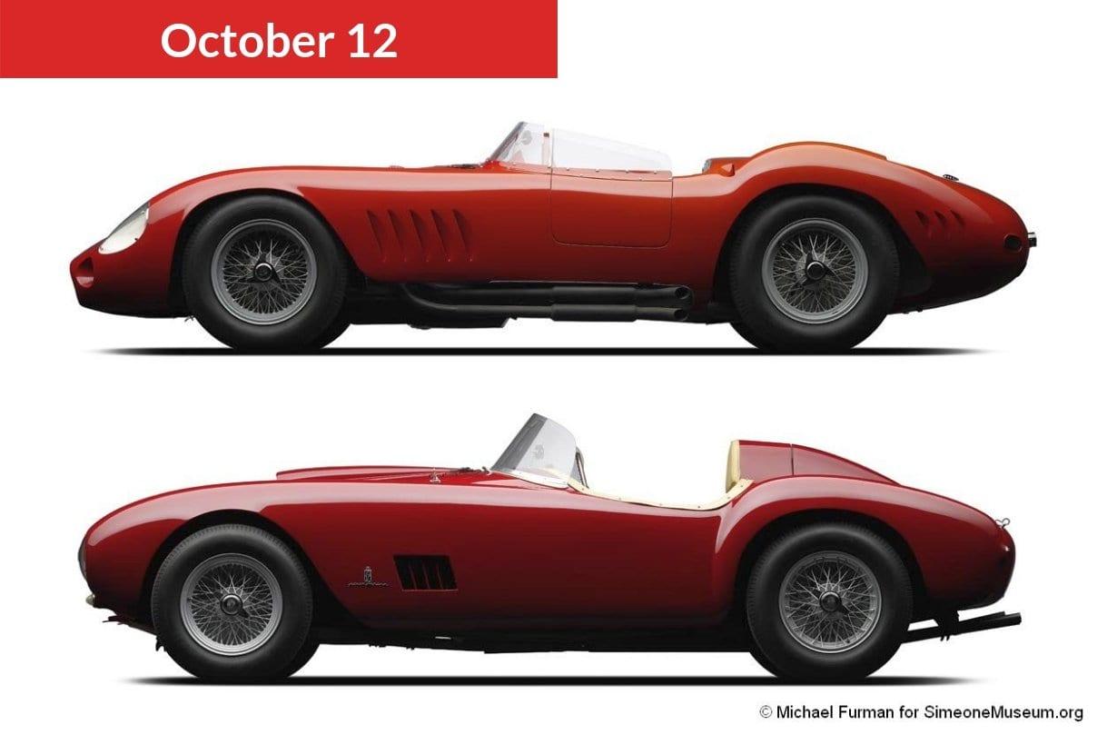 Maserati vs Ferrari 1