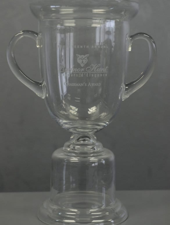 trophy 2013 radnor hunt chairmans award