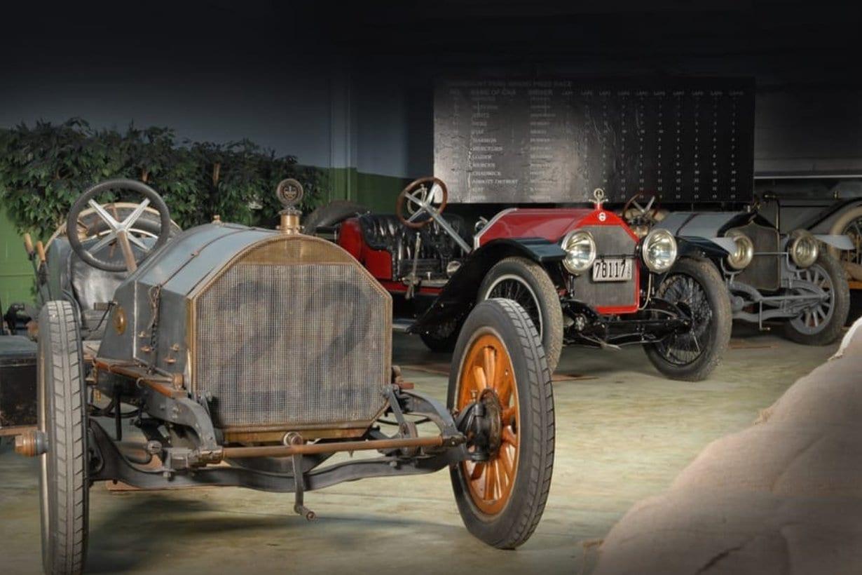 Pre WWI Racing Simeone