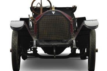 1912 hudson speedster front