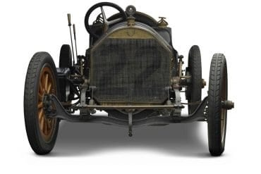 1913 mercer 35j raceabout front
