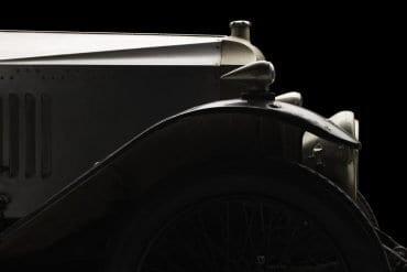 1921 vauxhall 30 98e snoot