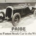 1922 paige b historic