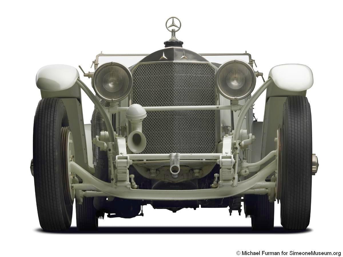 1927 mercedes benz front b