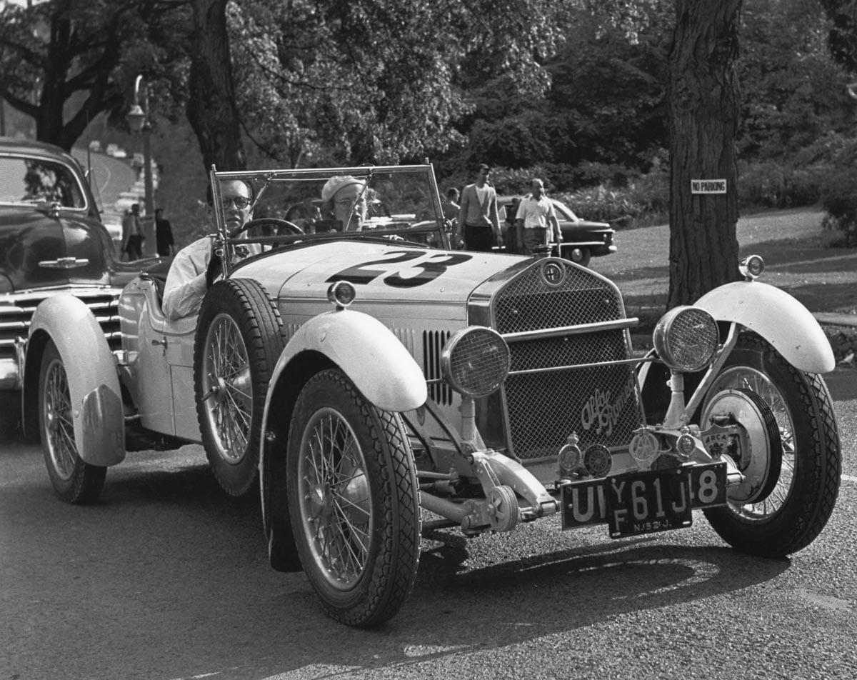 1929 alfa romeo 6c 1750 ss c historic