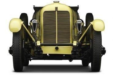 1929 dupont lemans speedster front