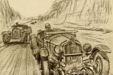 1933 alfa 8c 2300 le mans historic