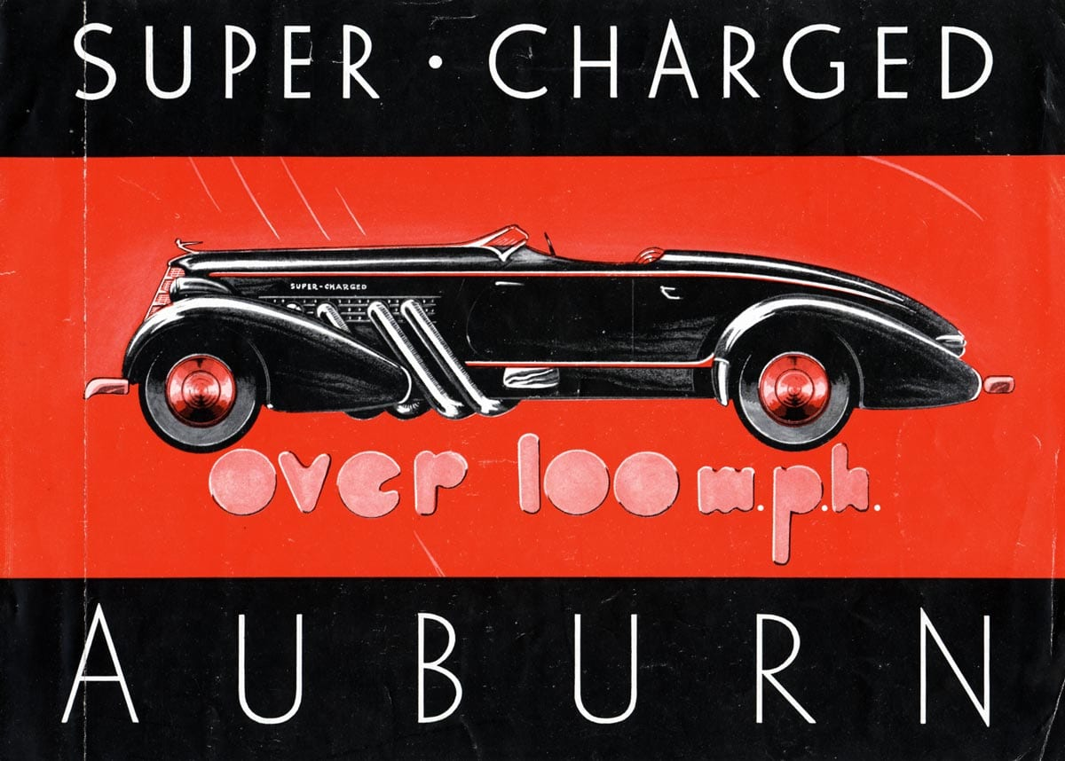1935 Auburn 851 Boattail Speedster | Simeone Foundation Automotive Museum