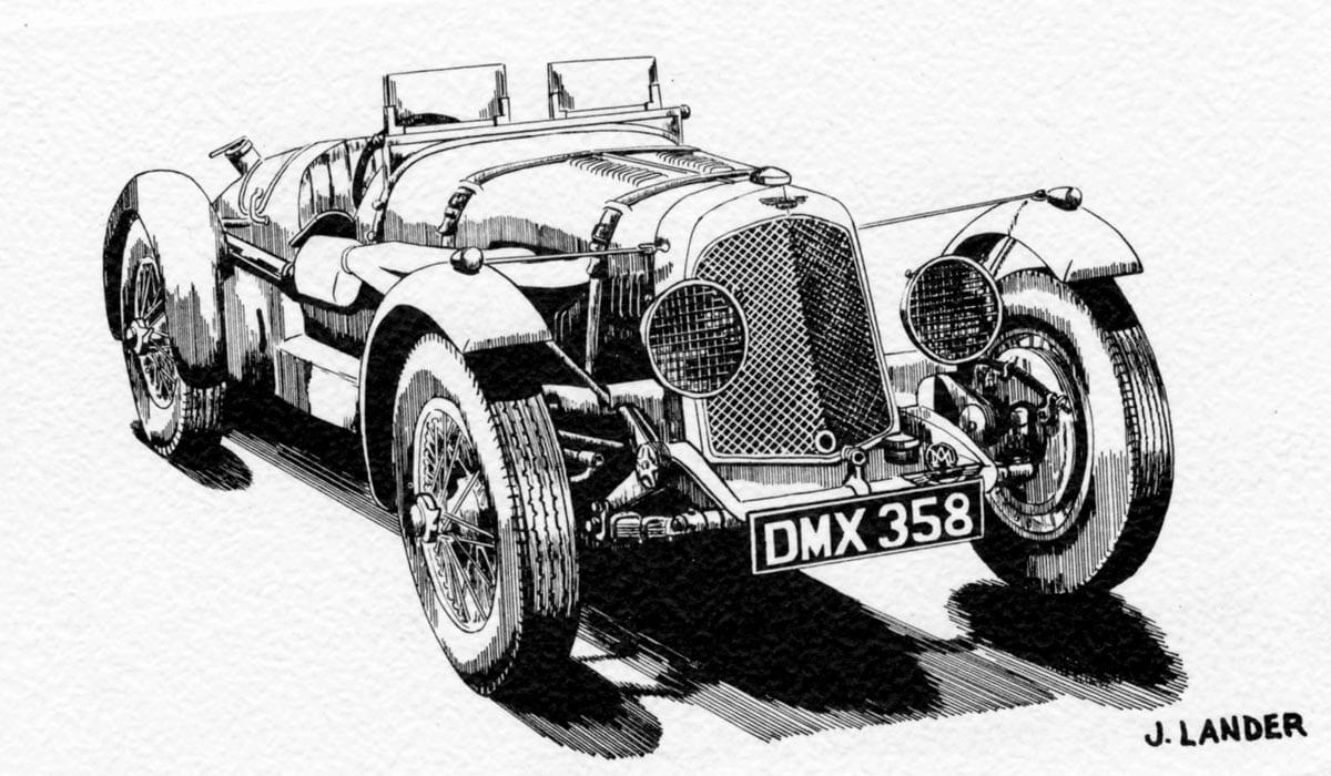 1936 aston martin lemans a historic