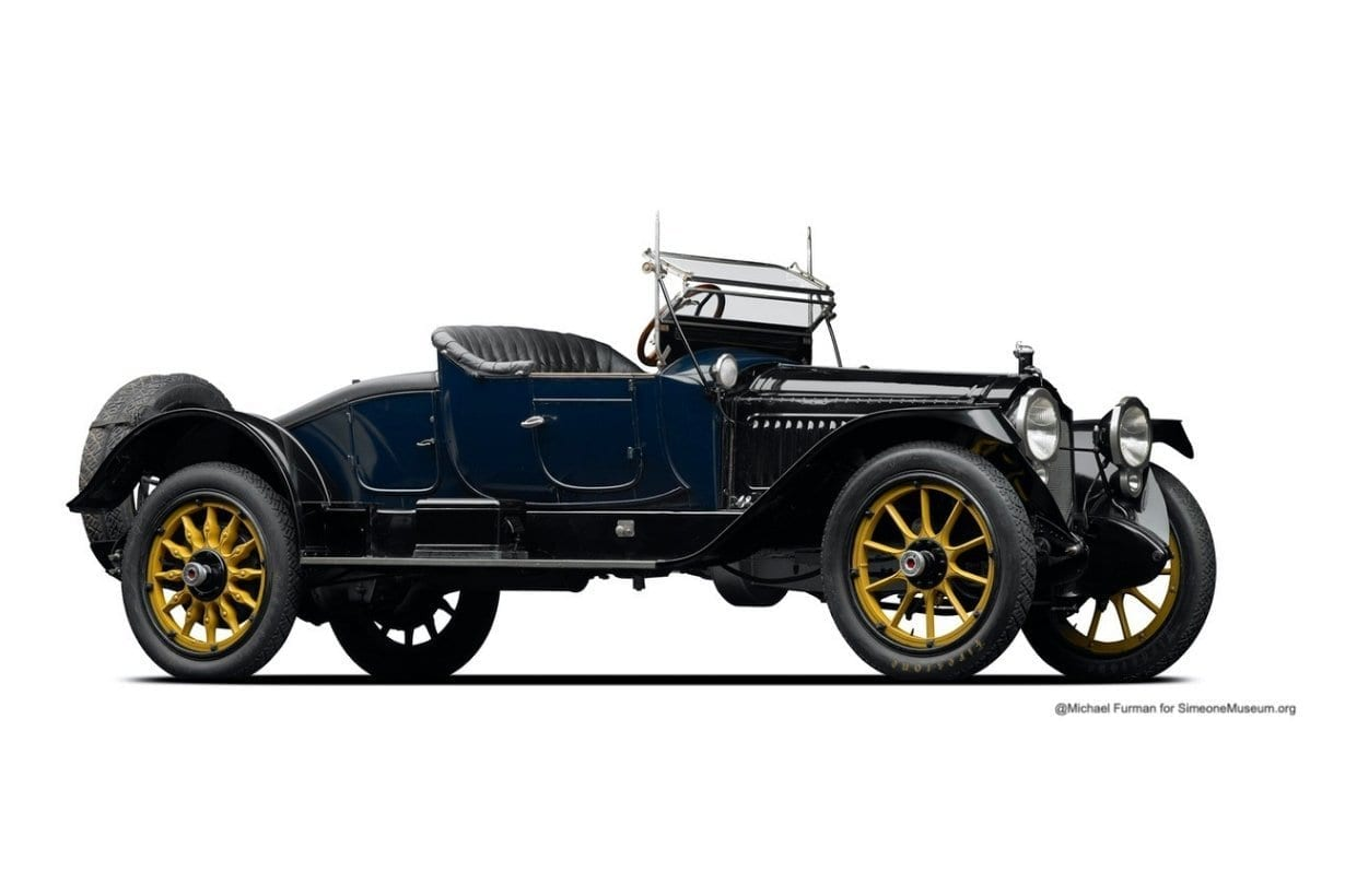 1915 Packard 3 38 Roadster