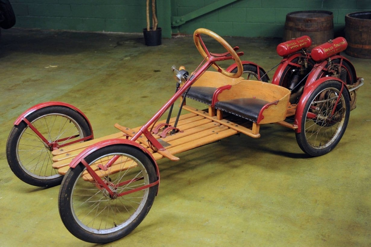 1920 Briggs and Stratton Motor Wheel