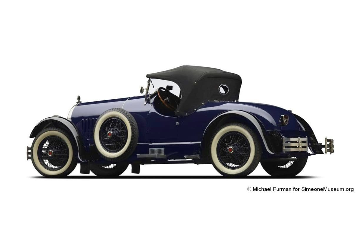 1926 Kissel 8 75 Speedster