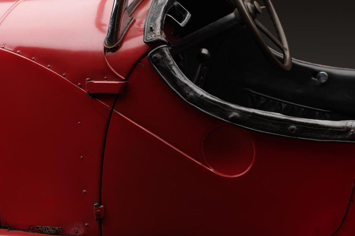 1933 Alfa Romeo 8c 2300 Mille Miglia Spider