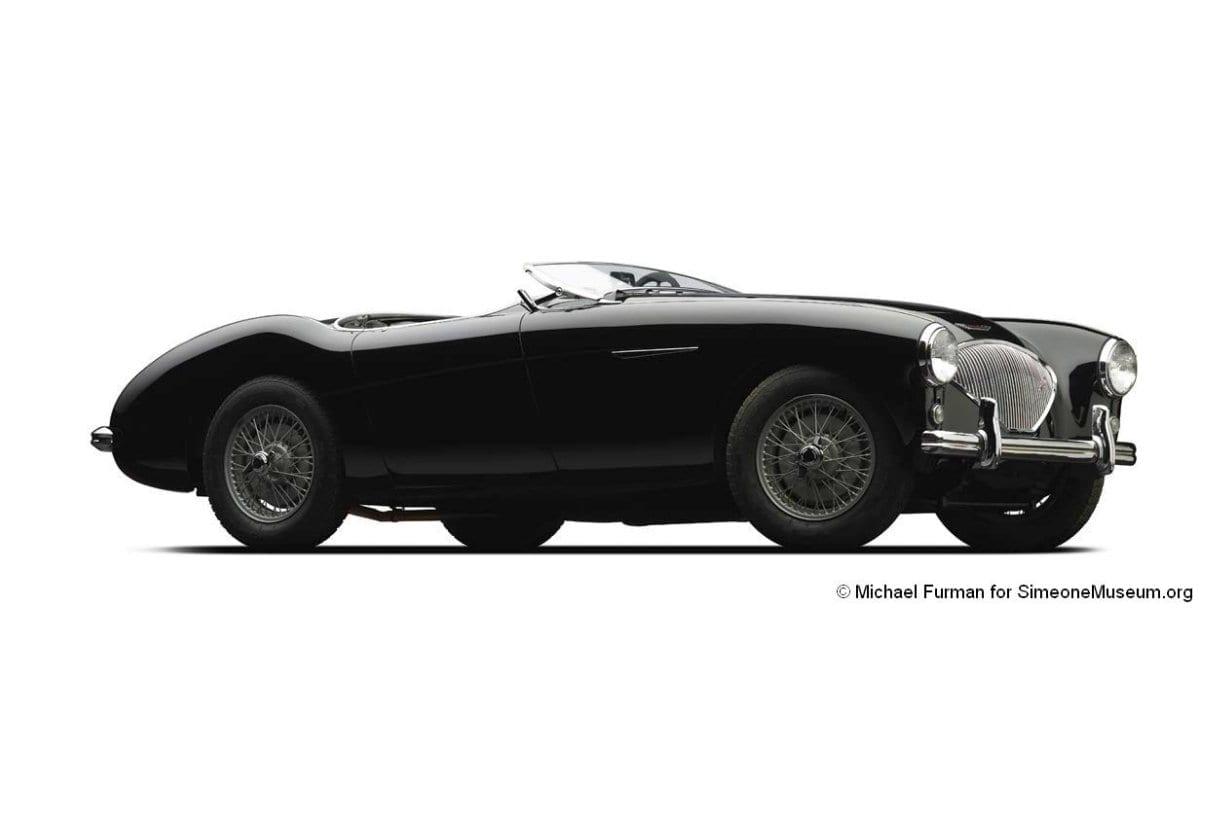 1954 Austin Healey 100 4 BN1