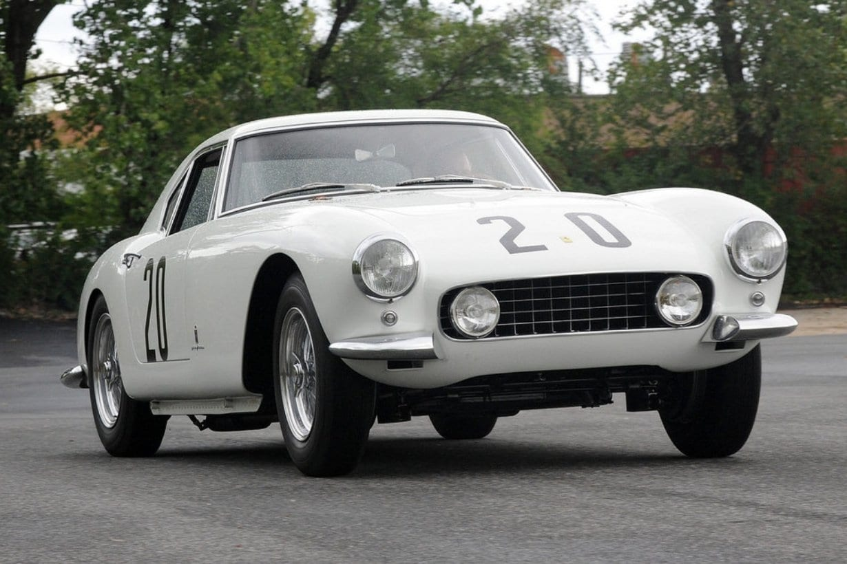 1959 Ferrari 250 GT Interim Berlinetta