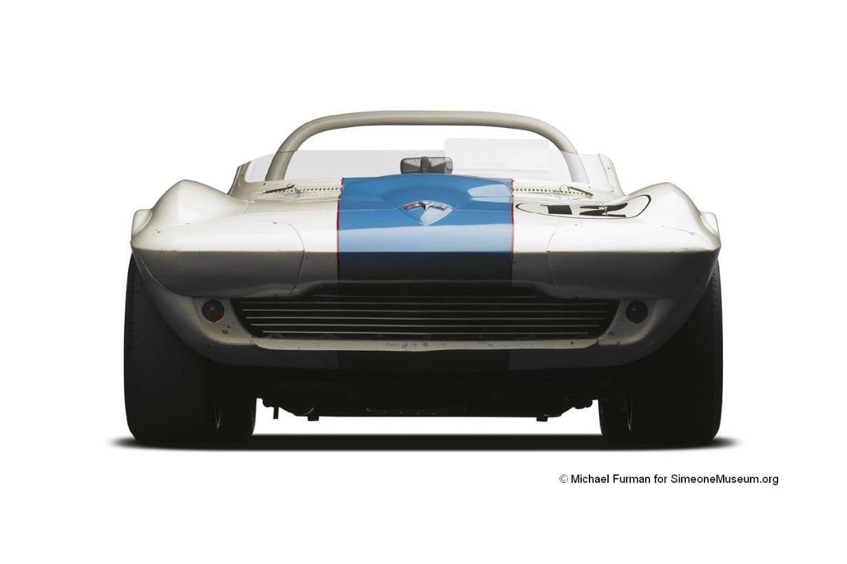 1963 Chevrolet Corvette Grand Sport | Simeone Foundation Automotive Museum
