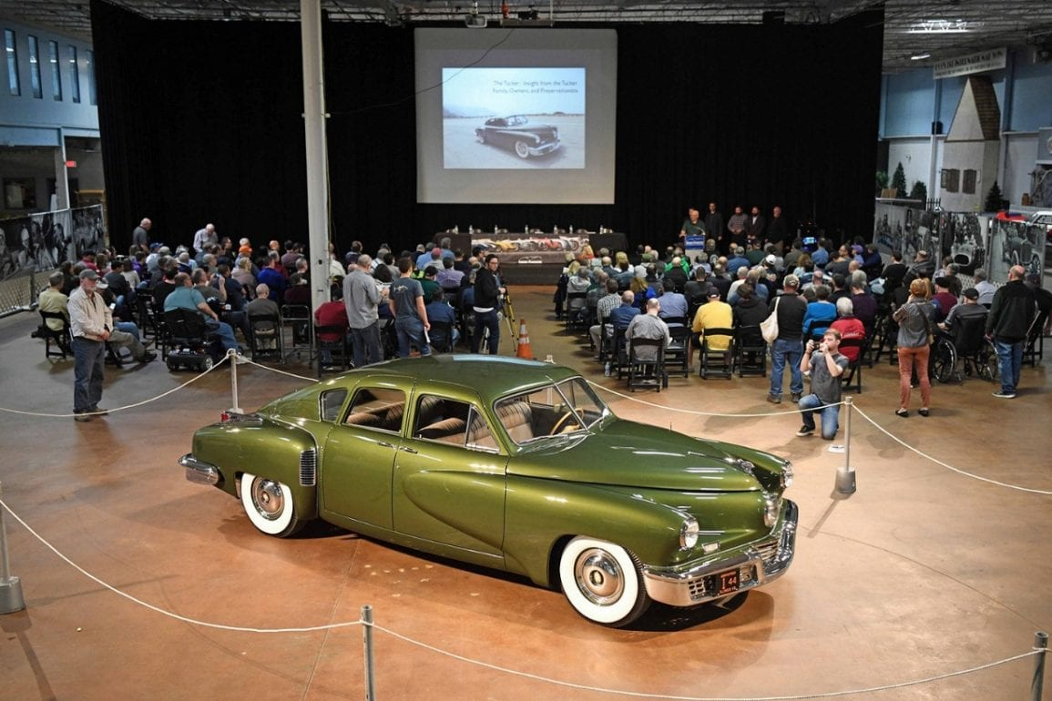 2019 The Tucker  Insight from the Tucker Family Owners and Preservationists