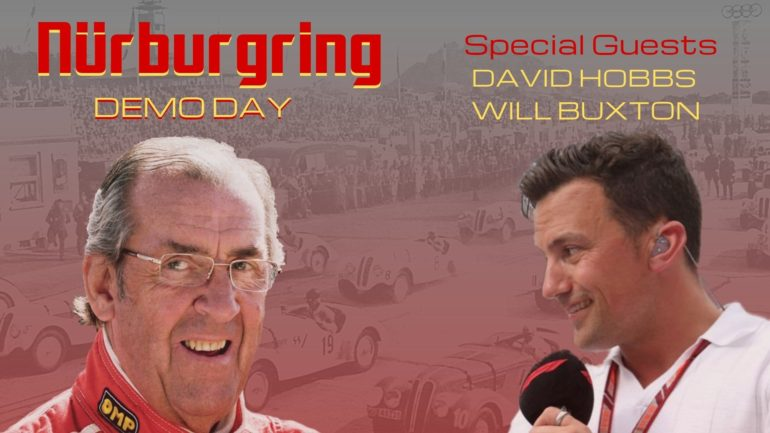 Nürburgring Hobbs 1