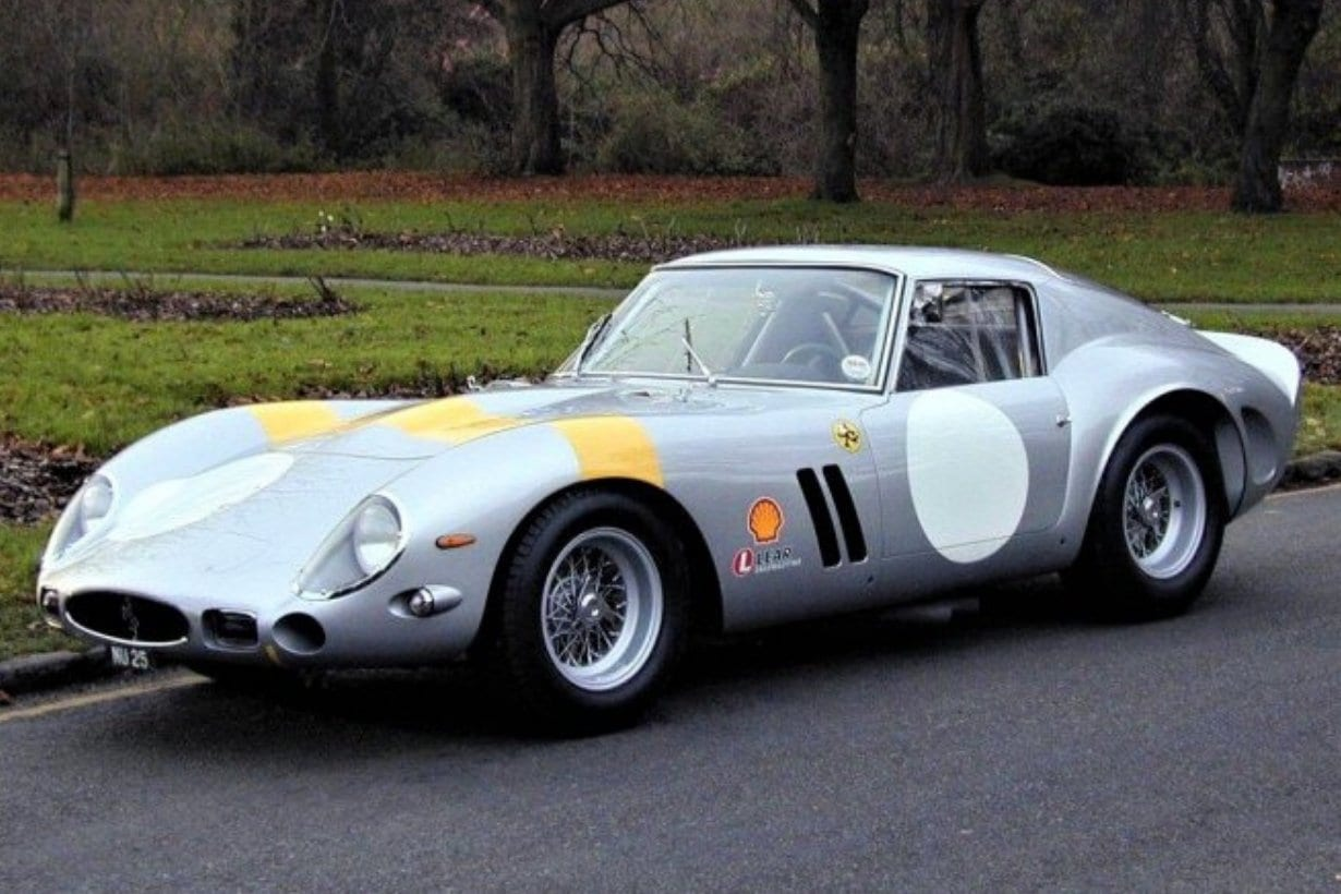 MacNeil soars in collector ratings after buying Ferrari 250 GTO