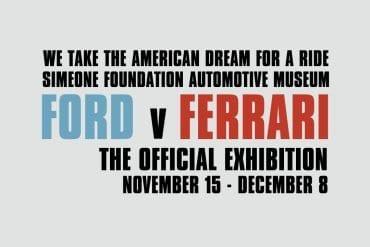 Copy of Ford v Ferrari Exhibition
