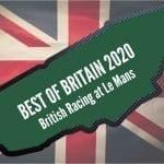 Best of Britain Le Mans Header