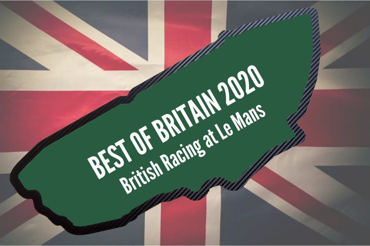 Best of Britain Le Mans Header