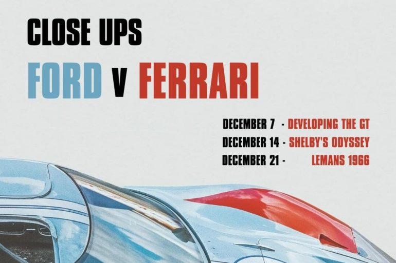 Ford v Ferrari Up Close 1