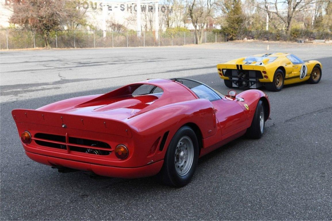Ford v Ferrari The Demo Day