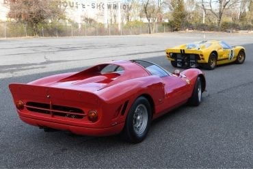 Ford v Ferrari The Demo Day