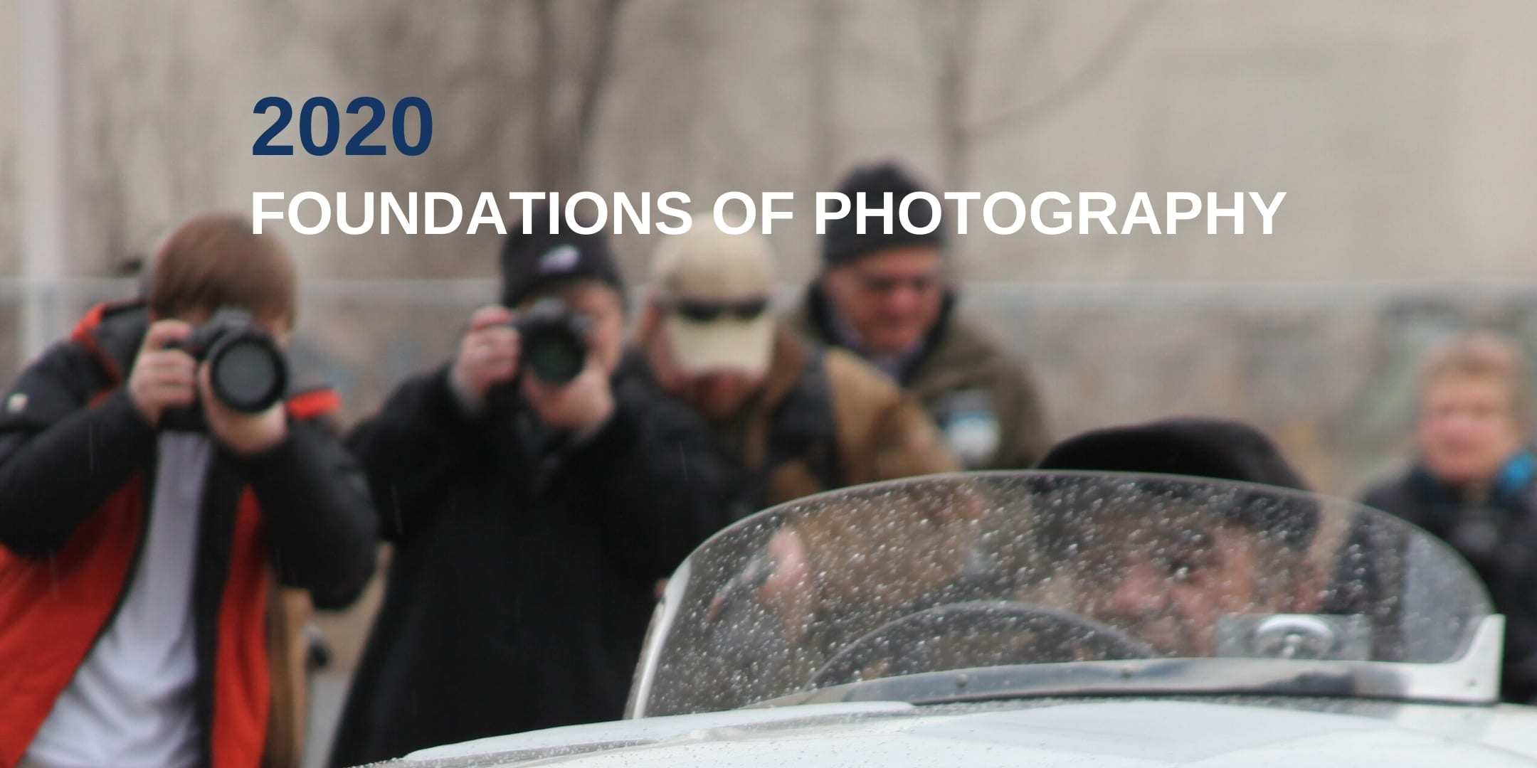 Foundations of Photography 2020 Header 1