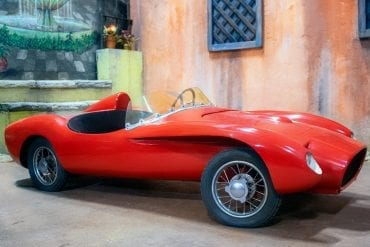 Ferrari Testa Rossa Pedal Car Header 1