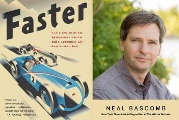 Neal Bascomb Faster Header